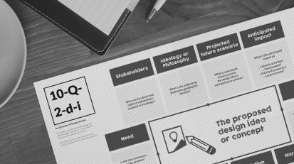 10-Q-2-d-i : Ten Questions to DesignIdeation